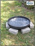Feuerschale – praktisch – Klöpperboden - 2