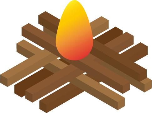 Feuer entzünden - Die ideale Feuerschale.de-3