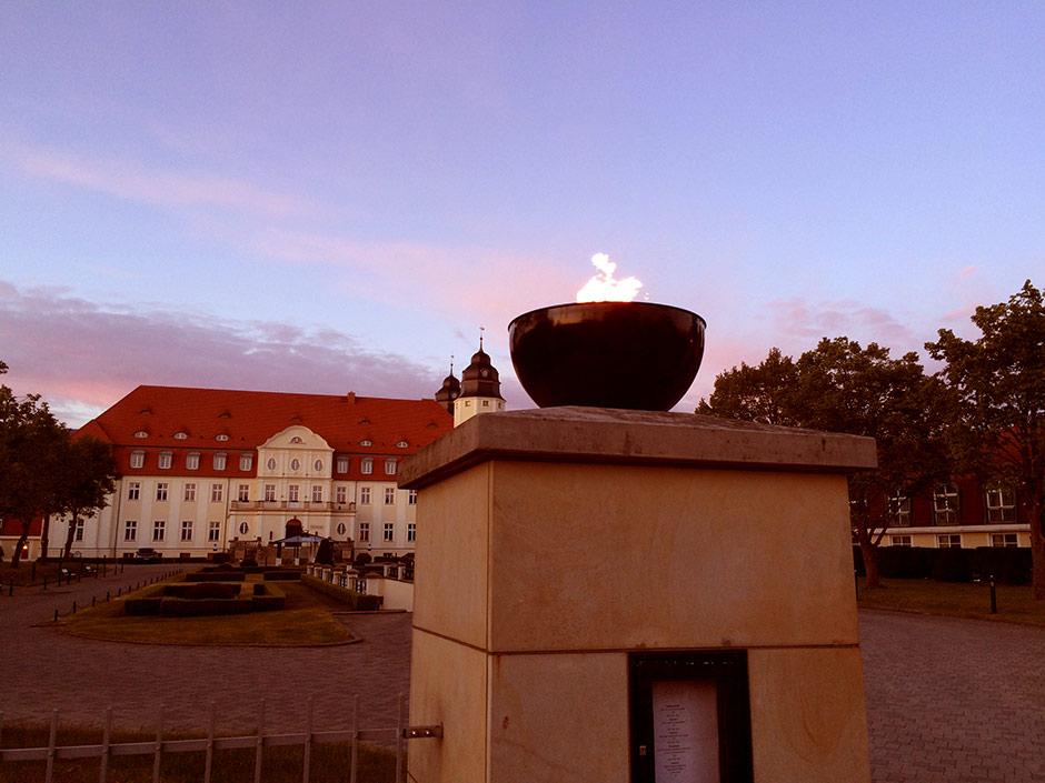 Riesen Feuerschale auf die-ideale-feuerschale.de